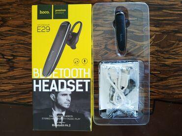 Bluetooth qulaqciq hoco E29. Accessories qablaşdırması acilmayıb
