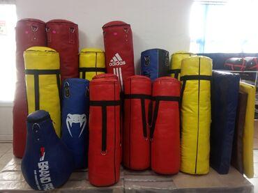 Боксерские груши - Кыргызстан: Груши боксерские в спортивном магазине SPORTWORLD Материал