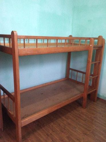 Продается 2 ярусная подростковая в Бишкек