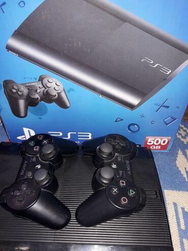 джойстики cnv в Кыргызстан: Playstation 3. Супер Слим.Новый состав на pes 2013Прошитый