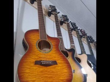 Bakı şəhərində Gitara ibanes