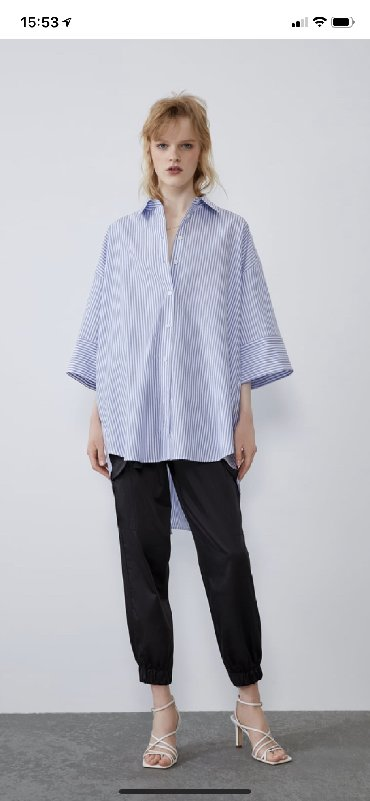 женские ботильены в Кыргызстан: Рубашки и блузы Zara S