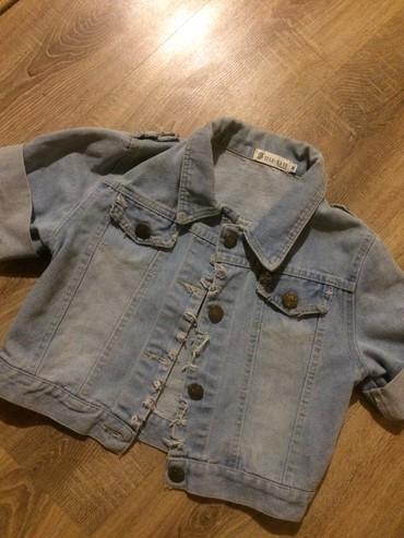 джинсовую юбку в Кыргызстан: Джинсовая курточка, коротенькая. Отлично подойдет под платье,юбку