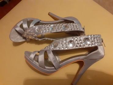 Sandale sa kristalima broj 40. - Beograd - slika 3
