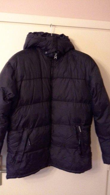 Muška zimska jakna sa kapuljčom, Biaggini XL održavanje na 30°. - Kragujevac