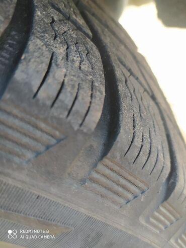 купить диски 4 108 в Кыргызстан: Обменяю свои диски,резина зимняя мишлин 60% протектор,не варенные! Не