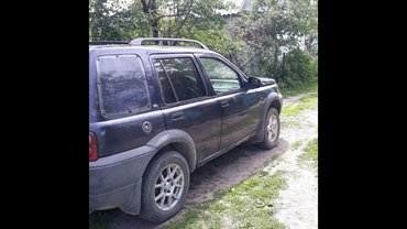Rover 2000 в Каракол