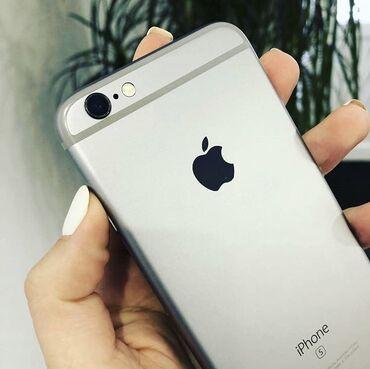 Электроника в Агстафа: Iphone 6s bir defe batarekasi deysilib ilkden mende olub Telefon