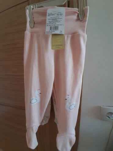 Pantalonice za bebu  NOVO 2 para 500din