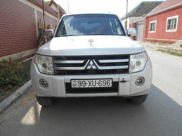 Mitsubishi Azərbaycanda: Mitsubishi Pajero Junior 3.2 l. 2008   238000 km