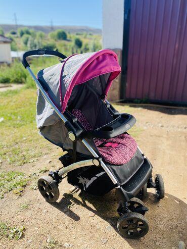 Детский мир - Каракол: Продаем коляску зима-лето Viki vigorkids в отличном состоянии.Прочная