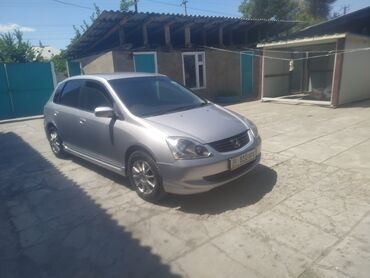 Honda Civic 1.7 л. 2003 | 204400 км
