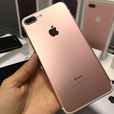 iphone 7 plus 128gb в Кыргызстан: Б/У iPhone 7 Plus 128 ГБ Розовый