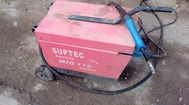 Электро контачный сварочный аппарат недорого.в хорошем состоянии в Ош