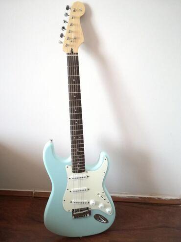 Gitare | Srbija: Fender Gitara el. Kao nova bez ostecenja, vrlo slabo koriscena!