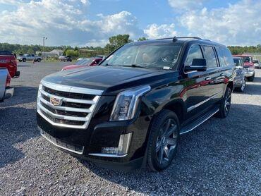 Cadillac Escalade 6.2 л. 2015   74000 км