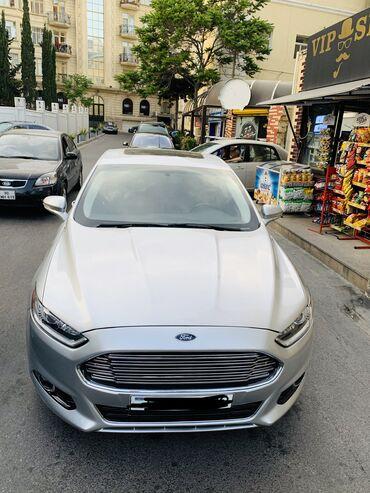 Ford Fusion 2 l. 2014 | 82200 km