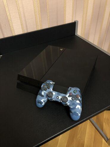 oyun kompyuterleri в Азербайджан: PlayStation 4 Fat Edition (500 GB).Əla vəziyyətdədir, oyun yoxdur
