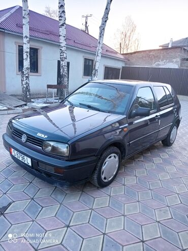 Volkswagen Golf 1.8 л. 1993 | 300000 км