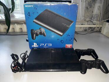 наушники sony sth30 в Кыргызстан: Продаю PS3 250gb полный комплект 20 игр не виснет, не глючит работает