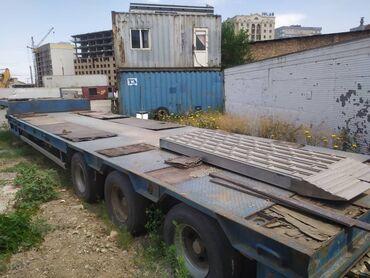 продается квартира в бишкеке в Кыргызстан: ПРОДАЮ или МЕНЯЮ трал Goldhofer. Обмен на авто или квартиру в Бишкеке