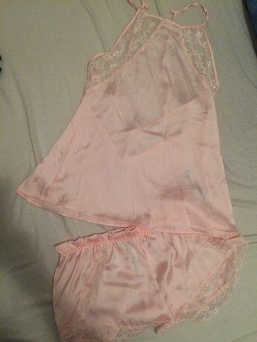 Ženska odeća | Subotica: Novi svileni komplet za spavanje! S/m velicina