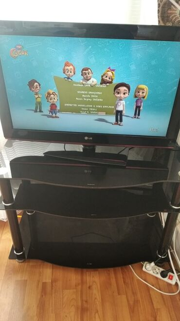 lg smart - Azərbaycan: LG televzr tam işlək vezytde altlqi ilə birgə satılır 250manata heç