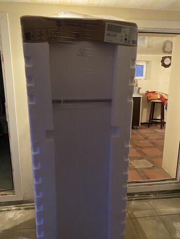 вытяжка встраиваемая в шкаф 50 в Азербайджан: Новый Двухкамерный Белый холодильник Indesit