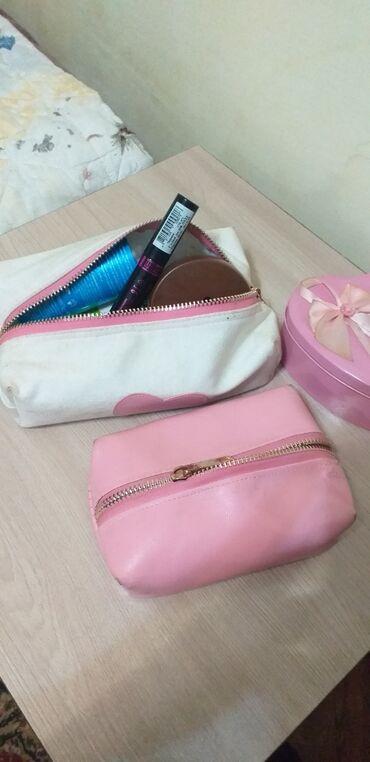 двойка одежда в Кыргызстан: Косметички,дорожные сумочки.Можно на заказ