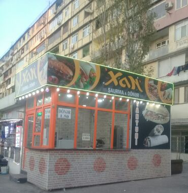 Hazir bi̇znes kimi satılır obyekt gəncə pr. 57 yaxınlığında yerləşir
