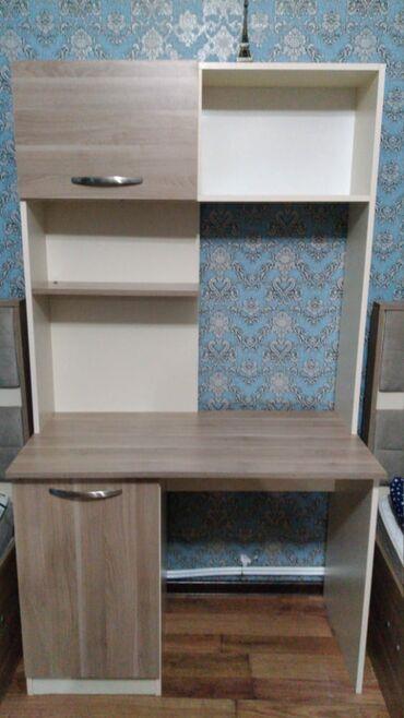 yazı stolları - Azərbaycan: Yazı stolu satılır az işlenib