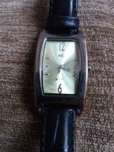 часы все цвета в Кыргызстан: Немецкие часы на батарейках фирмы МС, б/у в хорошем состоянии