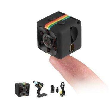Foto i videokameri | Srbija: Mini kamera SQ11 1080PCena:2000 dinMini kamera SQ11 1080P nocno
