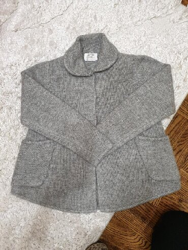 Dečije jakne i kaputi | Crvenka: Zara knit džemper vel 11-12. Prelep džemper može i jakna bez ikakvih