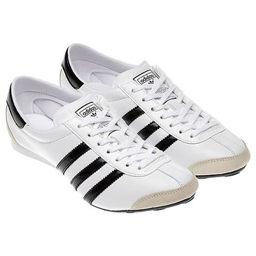Adidas Originals AdiTrack Shoes White Black White  Ул. Горького-Байти
