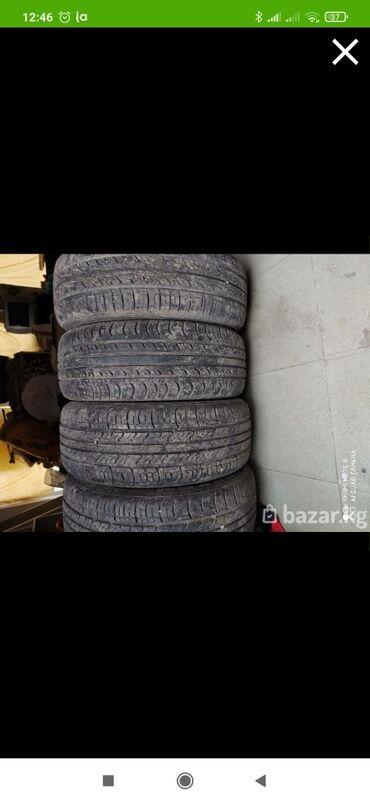 Транспорт - Мыкан: Шины 205/55 р 16шипованные.очень хорошем состояние.(кордиант поларис