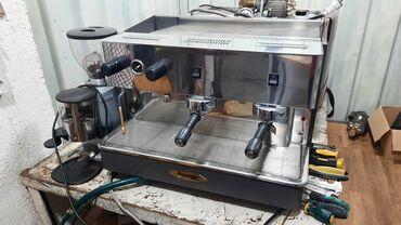 Электроника - Токмок: Кофемашина Expobar (Швеция) + кофемолка! Оборудование в отличном