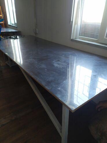 Срочно продаю столы для столовой,2.7*1.1. 3.4*1.2. 3*1.1