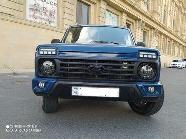 Avtomobillər - Azərbaycan: VAZ (LADA) 4x4 Niva 1.7 l. 2015 | 101000 km