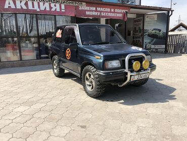 Транспорт - Кыргызстан: Suzuki Grand Escudo 1.6 л. 1994 | 2588543 км