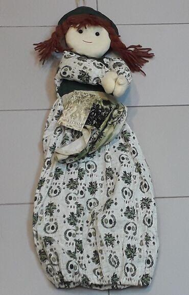 KEDIMA GREEK ART - Κούκλα χειροποίητη   Ύψος: 62 εκατ