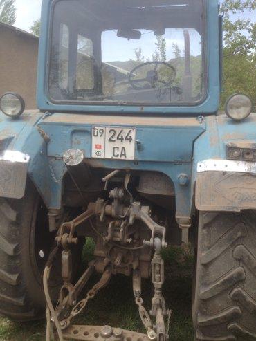 Продаю Трактор МТЗ 82 1988 года выпуска, в в Каракол