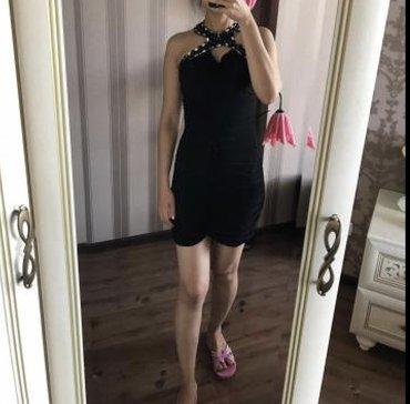 Продаю вечернее платье,размер подойдет на С и М  ЗАМУЖЕМ НЕ ЗНАКОМЛЮСЬ в Бишкек