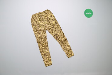 Джинсы и брюки - Киев: Дитячі яскраві лосини в леопардовий принт     Довжина: 57 см Довжина к