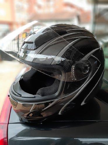 Ostalo - Srbija: Moto kaciga ful fejs marke PROBIKER veličina XS vrlo pouzdana i dobra