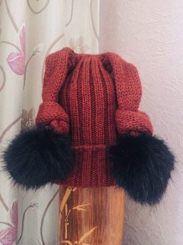 Продаю шапку новая, производство в Бишкек