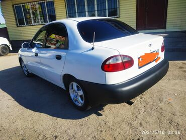 Daewoo Lanos 1.5 л. 1998   111111 км