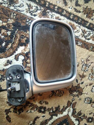 зеркало в комнате в Кыргызстан: Продаю левое зеркало на Honda Shuttle цвет серебро Хонда Шатл