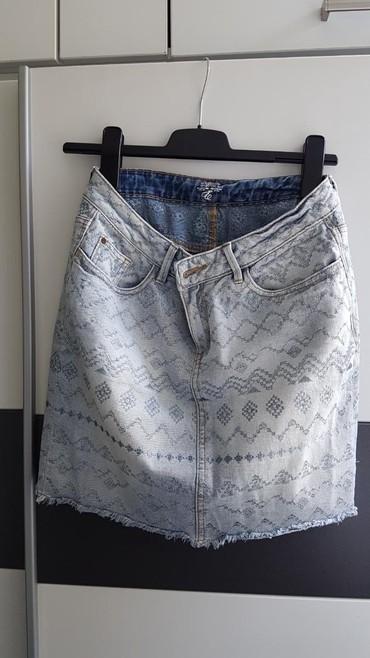 Ostalo | Beograd: Esprit mini suknjica,veličina 27.Nošena,kao nova