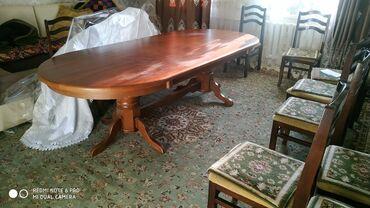 520 объявлений: Срочно продаю стол в хорошем состоянии без стульев есть торг размер